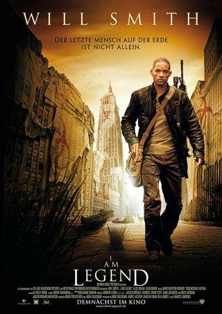 Cover: I am Legend (2007)