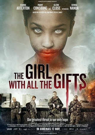 Cover: The Girl with all the Gifts (2016)