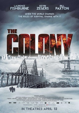Cover: The Colony (2013)