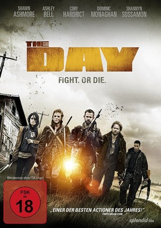 Cover: The Day. Fight. Or Die.