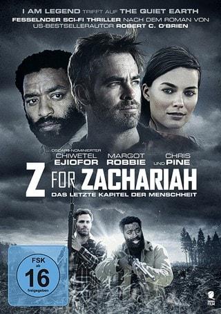 Cover: Z for Zachariah (2015)